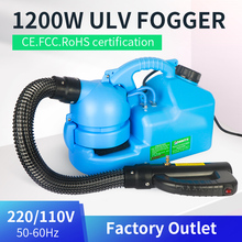 Sprayer Mosquito Killer Disinfection Machine Insecticide Atomizer Fight Drugs Electric ULV Fogger Intelligent Ultra Capacity