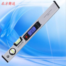 North Hengda with magnetic backlight digital display level electronic aluminum instrument inclinometer protractor angle
