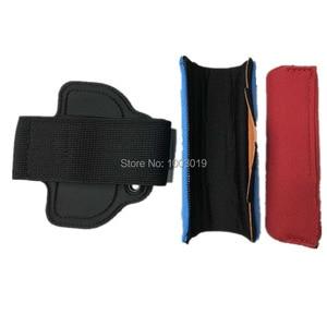 Image 5 - Bande de jambe réglable de sangle de Sport élastique résistante à lusure réglable légère pour des remplacements daventure dajustement danneau de commutateur