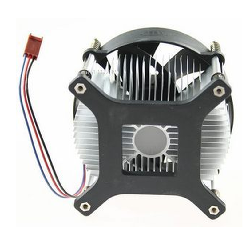 Free Shipping Fengshen CK-77502 CPU Radiator For Intel CPU Fan LGA775 Mute CPU Fans Quality Goods