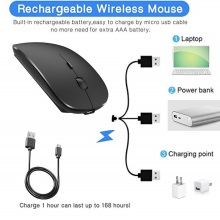 4.0 Bluetooth Wireless  Mouse