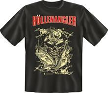 T-shirt Drole pécheur, ange Hollenangler, Cadeau, DAnniversaire