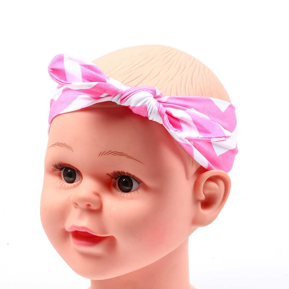 ילדה תינוק סרט תינוק שיער בגדי אביזרי להקת טורבן קשתות יילוד כיסוי ראש Headwear גומייה לשיער מתנה פעוטות ילדים