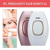 500000 Pulses IPL Laser Epilator Portable Depilator Machine Full Body Hair Removal Device Painless Personal Care Appliance New