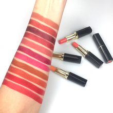 NEW 23 Color Lips Makeup Matte Velvet Moisturizing Lip Balm Waterproof Lipstick Cosmetics Long Lasting Matt Nude DropShipping недорого