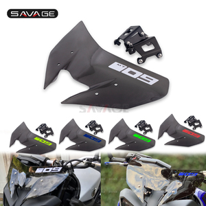 Windscreens For YAMAHA MT09 MT 09 FZ-09 FZ09 2017-2020 2018 2019 Windshield Pare-Brise Wind Deflectors Motorcycle Accessories