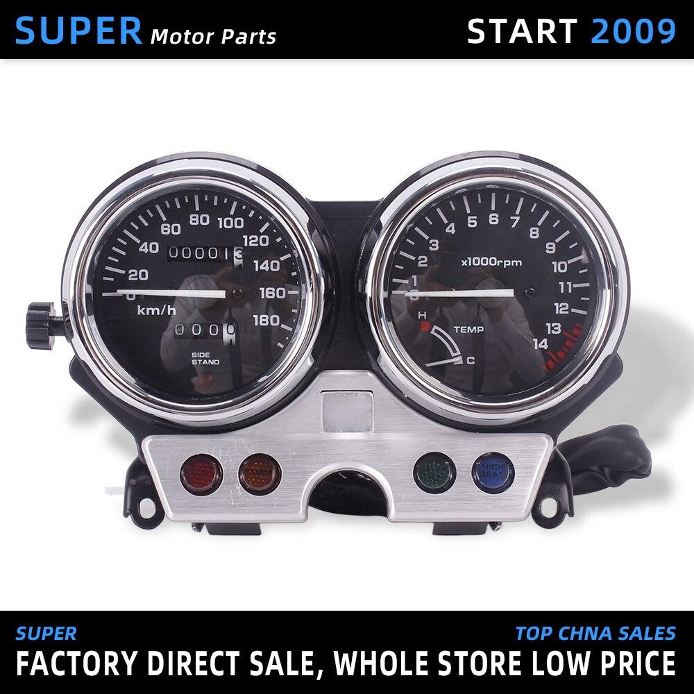 Новый сборочный инструмент, измеритель, кластер, спидометр, одометр, Тахометр для Honda CB400 1992 1993 1994 92 93 94 CB 400
