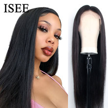 250% Density Straight Lace Front Wigs For Women Brazilian Human