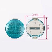 Сменные сетчатые фильтры для стиральной машины LG, круглые аксессуары для фильтра ворса, 3 шт., запчасти T1007W, T1204T, T1403F