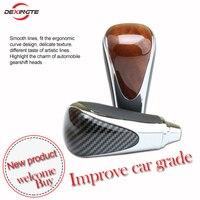 Marke Neue Getriebe Griffe Automatische Auto Schaltknauf Stick Kopf Hebel für Chrysler 300C Galvanik Schaltknauf