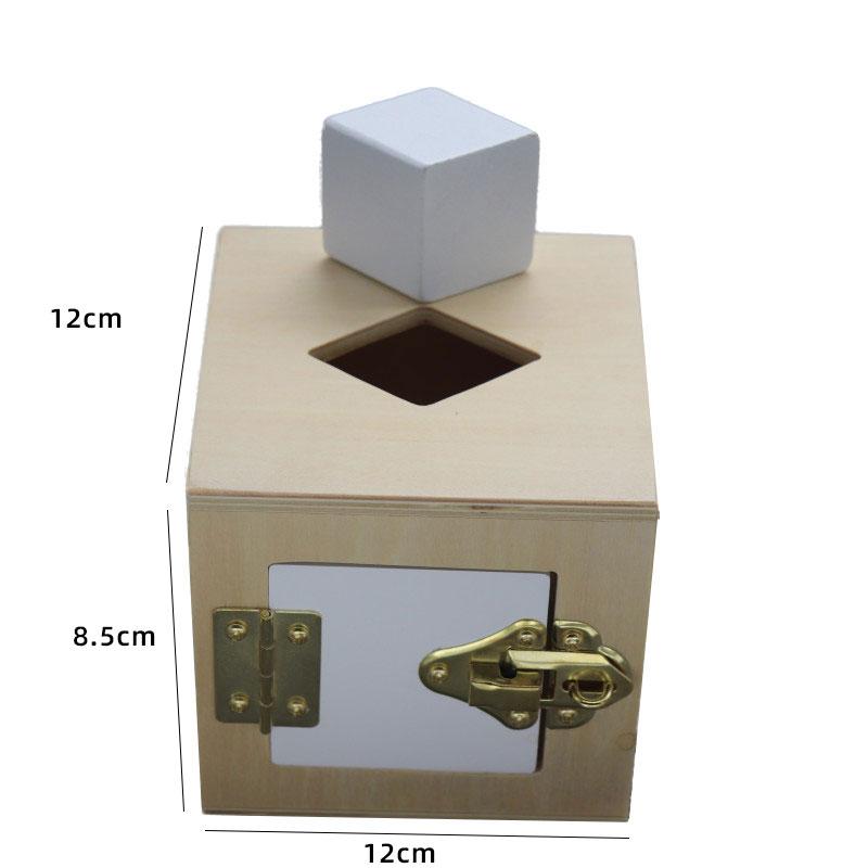 Kids Wooden Montessori Toys Memory Match Stick Educational Color Cognitive Geometric Shape Puzzles Toys For Children 21