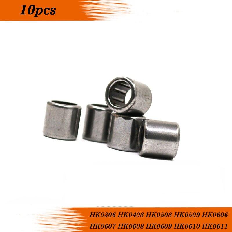 6x10x8 mm 25 PCS 6mm x 10mm x 8mm HK0608 Needle Roller Bearing
