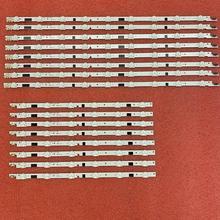 16 PIÈCES LED bande de rétro éclairage pour Samsung UE46F5500 UA46F5000 UE46F6510SB UE46F6400AW UE46F6400 UE46F5700 BN96 25308A 25309A UA46F5500 UE46f6540AB UE46f6540
