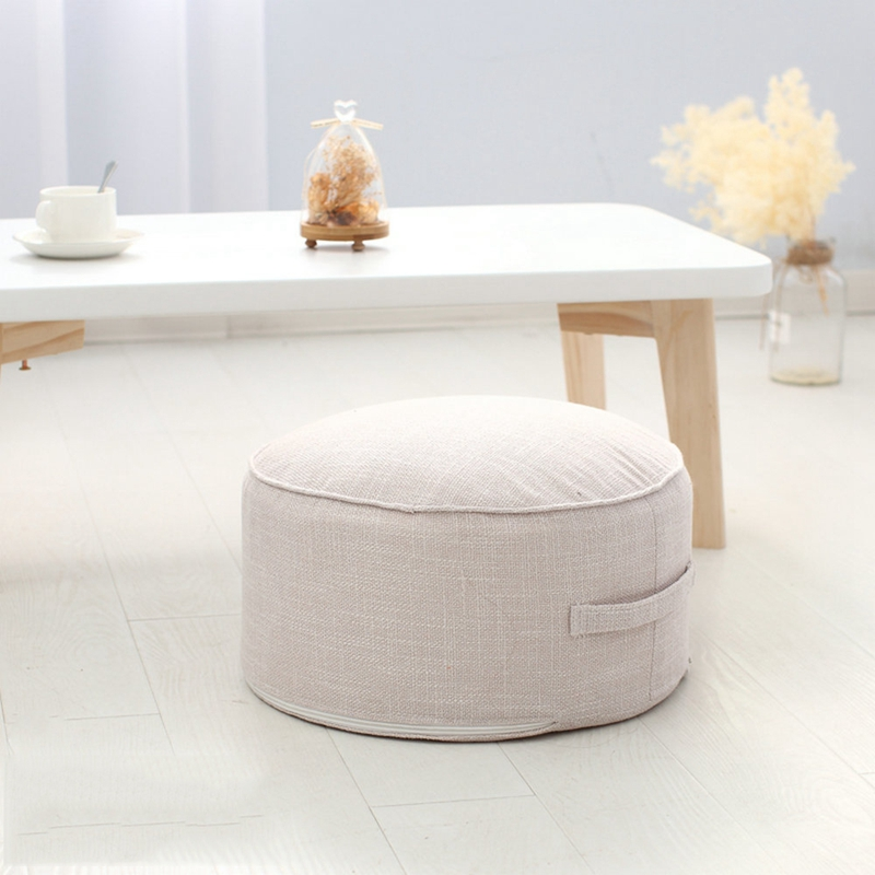 New Design Round High Strength Sponge Seat Cushion Tatami Cushion Meditation Yoga Round Mat Chair Cushions