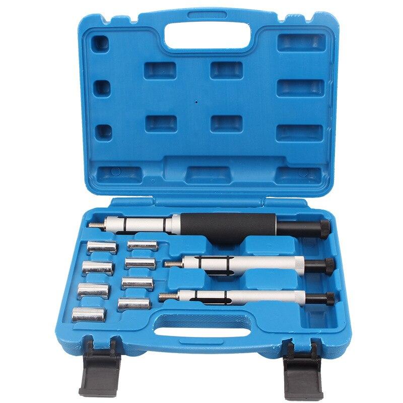 11-piece placa de embreagem automática par buraco ferramenta corrector embreagem placa de instalação ferramenta
