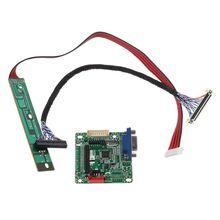 """Płyta sterownicza MT561 B uniwersalny LVDS ekran monitora LCD kontroler 5V 10 42 """"Laptop DIY zestaw części 37MC"""
