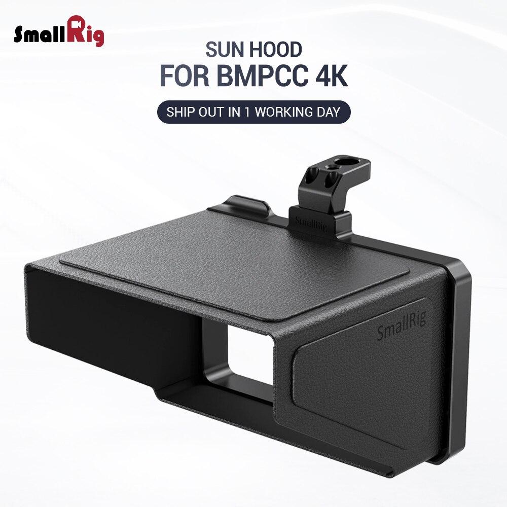 BMPCC SmallRig 4K Câmera Pala De Sol para BMPCC 4K & K Projeto Blackmagic Pocket Cinema Camera 4 6K & K VH2299 6