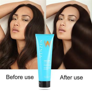 2 uds. De película suave y liso para el cuidado del cabello,...