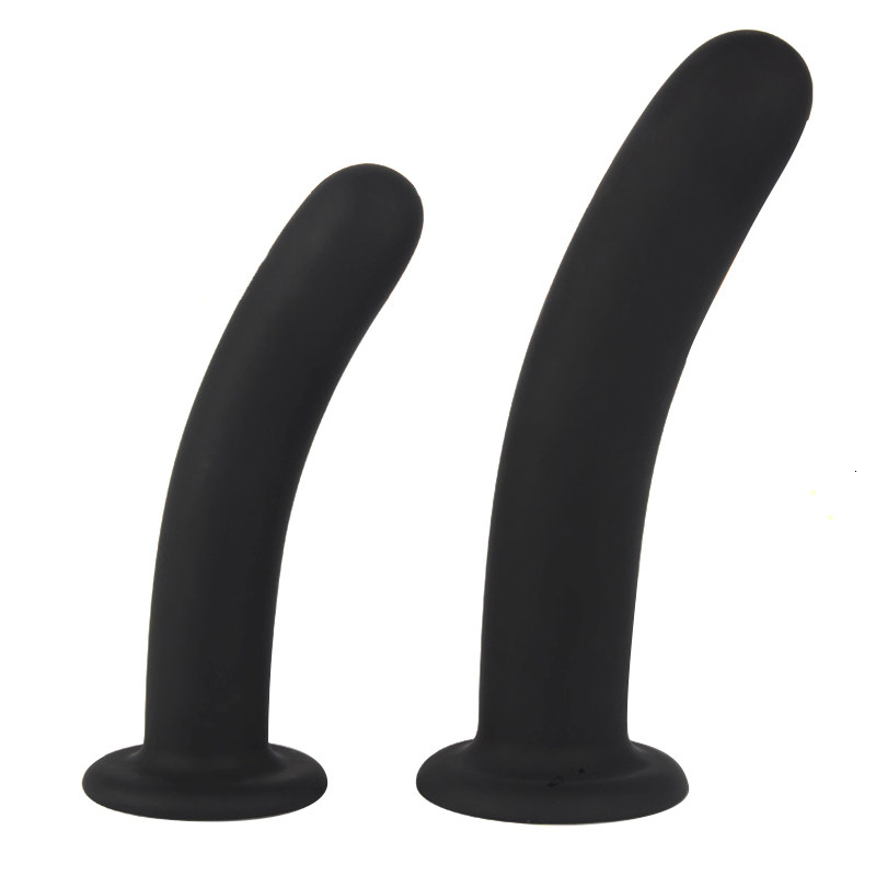 Smooth Anal Plug Sex Anal Big Dildo Butt Plug Suction Cup Buttplug Female Male G-spot Prostate Massager Anal Sex Toys For Couple
