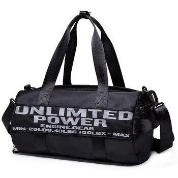 Yoga bag Large capacity Travel duffle bag Handbag Waterproof swimming Gym Bag Multi-function shoulder bag taekwondo Sport bag
