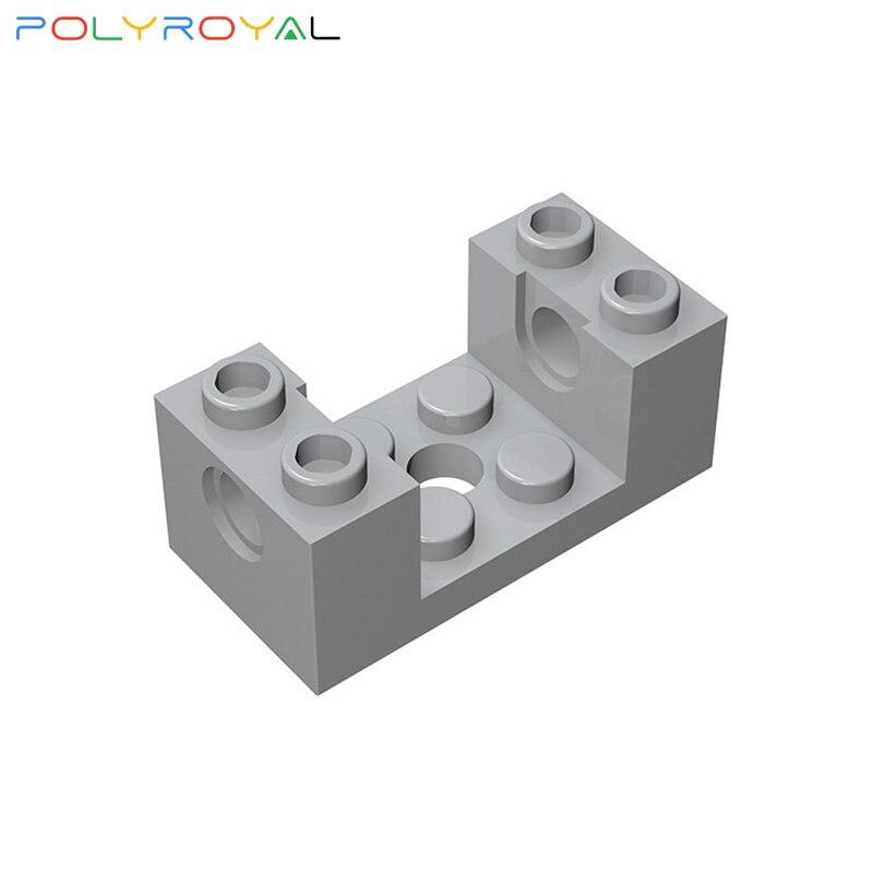Building Blocks Technicalalal DIY 2x4x1 Shaped brick 10 PCS Compatible Assembles Particles al Parts Moc Toy Gift 26447