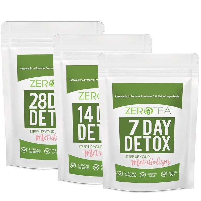 7/14/<font><b>28</b></font> <font><b>Day</b></font> Natural Weight Loss <font><b>Detox</b></font> Products Teatox for Men and Women to Reduce Bloating and Constipation Natural Body Cleanse image