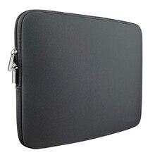 """מחשב נייד מחברת מגן מקרה נשים גברים שרוול מחשב כיס 11 """"12"""" 13 """"15 15.6 עבור macbook Pro אוויר רשתית לשאת 14 אינץ"""