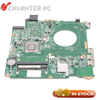 NOKOTION for HP 15-P390NR 15-P Laptop motherboard 826947-601 826947-501 826947-001 DAY21AMB6D0 Mainboard  A10-7300 CPU DDR3