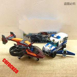 11209 Compatible City Police 60209 Building Blocks Kids Toys For Children Gift