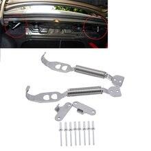 Kit de Clips à ressorts pour capot, panneau de verrouillage, sécurité de course pour tuning automobile