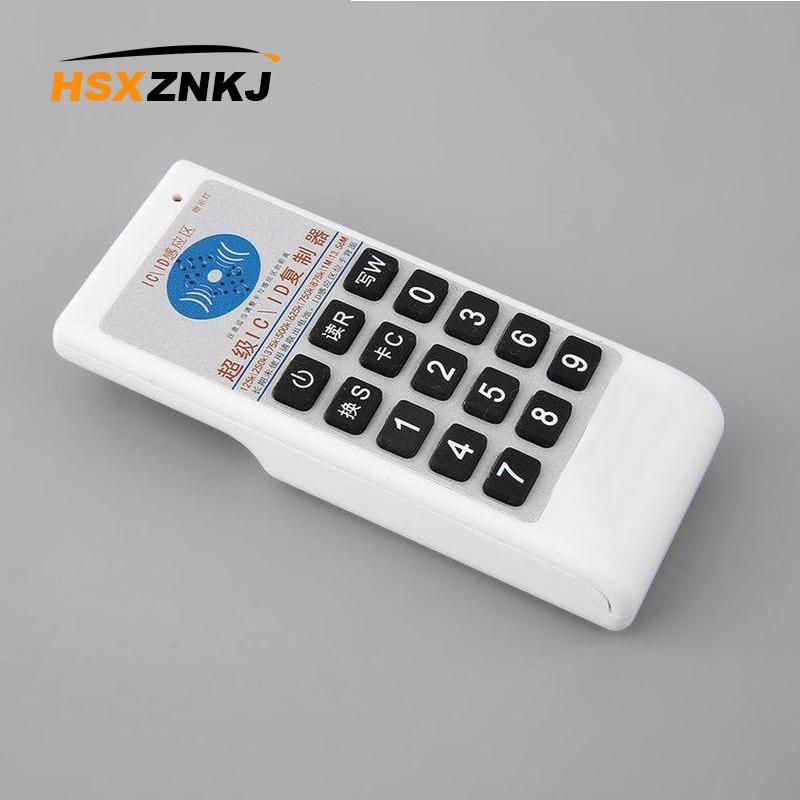 Handheld RFID IC ID Card Reader Writer Copier Duplicator 125Khz 13 56MHZ Access Control Card Innrech Market.com