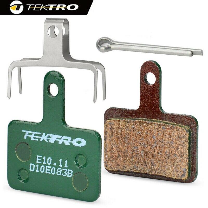 2 Sets High Performance Tektro Disc Pad Metal Ceramic Compound IOX.11