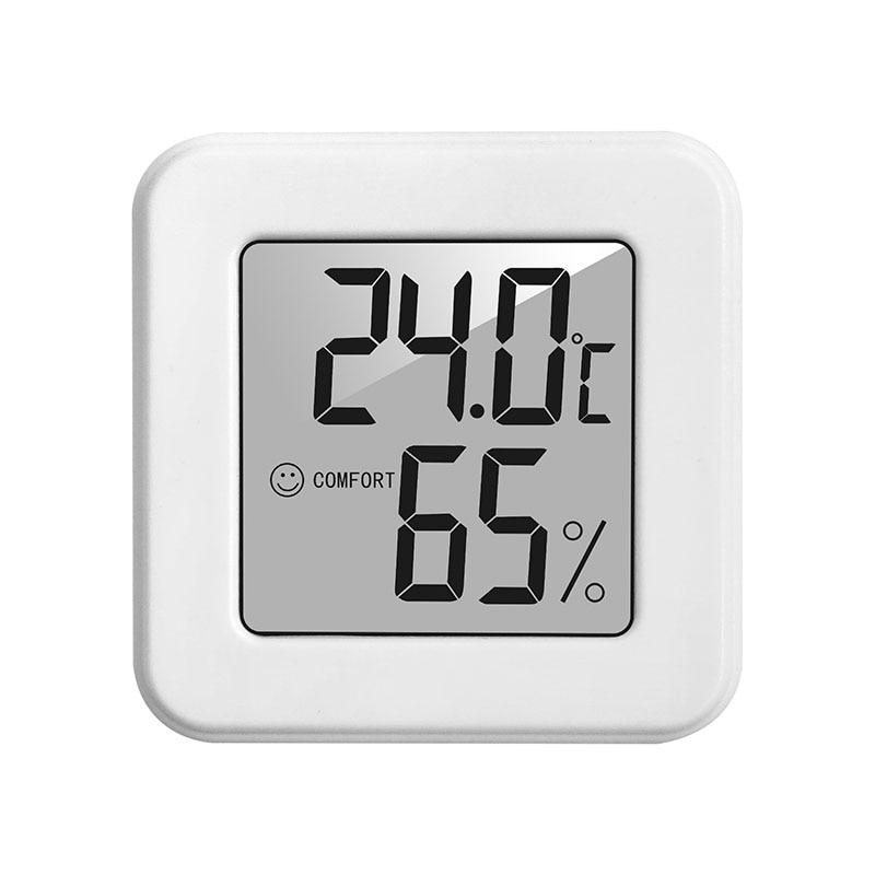 Mini Indoor Thermometer LCD Digital Temperature Room Hygrometer Gauge Sensor Humidity Meter Indoor Thermometer Temperature