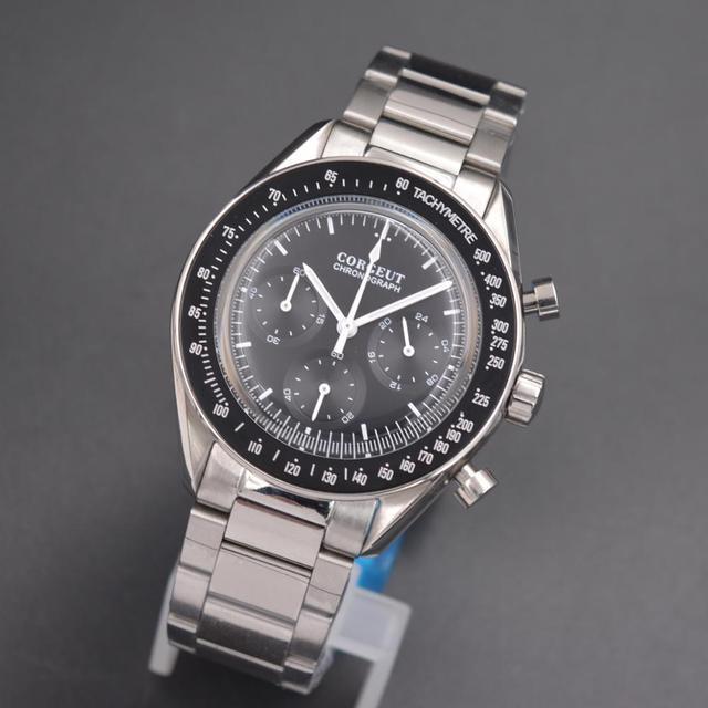 Orologio da uomo Sport 24 ore orologi multifunzione orologio da uomo al quarzo cronografo completo in acciaio inossidabile di lusso di marca superiore Relogio Masculino