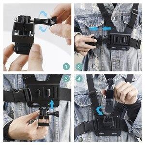 Image 2 - สายรัดปรับสายคล้องคอสำหรับ DJI OSMO กระเป๋า 3 แกนกล้อง Handheld อุปกรณ์เสริมอะแดปเตอร์ MOUNT