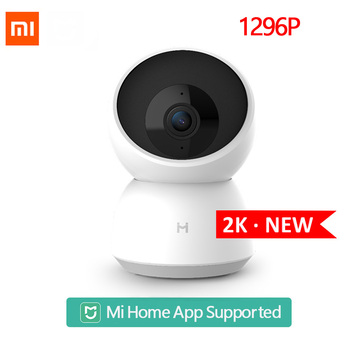 2020 New 2K Xiaomi Smart Camera 1296P 360 Angle  HD Cam WIFI Infrared Night Vision Webcam Video camera Baby Security Monitor