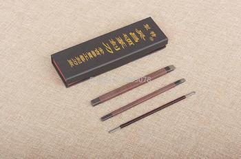 3 sztuk z węglika spiekanego zestaw noży stalowych ręcznie rzeźba wysokiej jakości uszczelnienie narzędzie do cięcia do cięcia uszczelnienie nóż nóż ze stali wolframowej tanie i dobre opinie