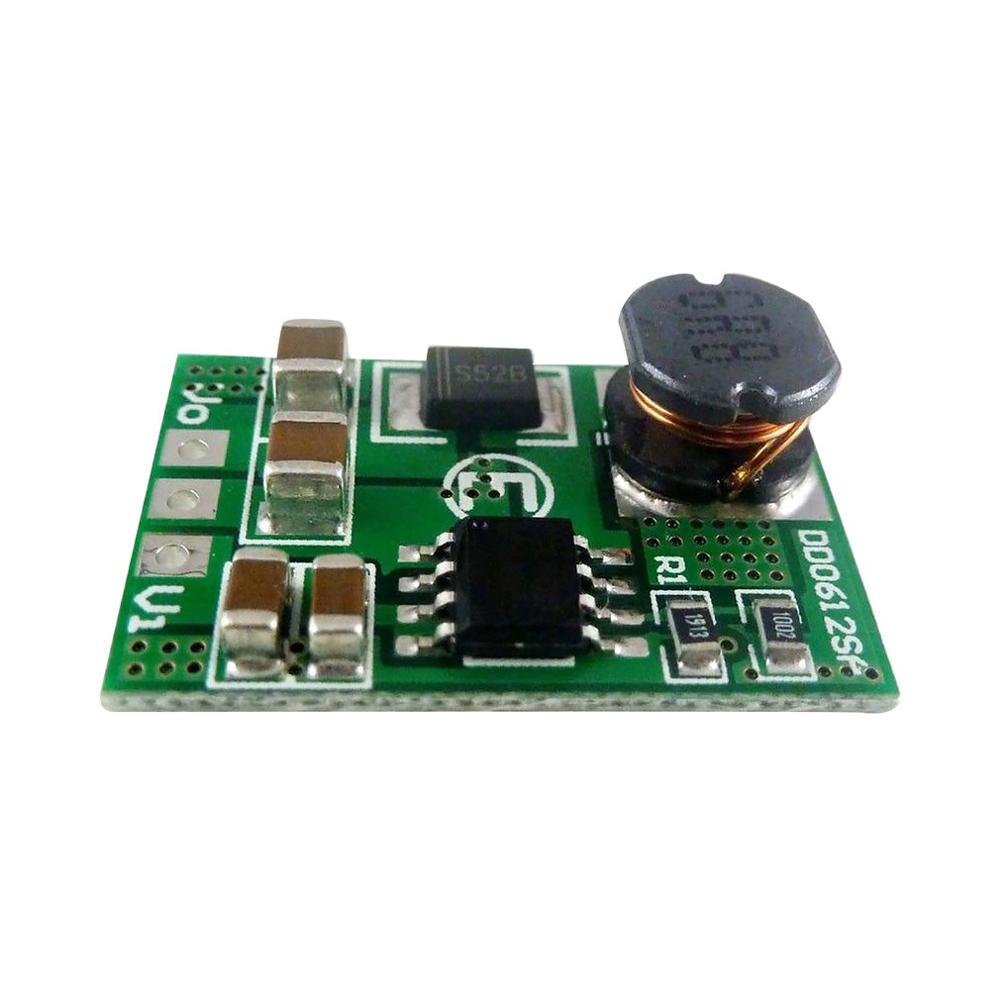 <font><b>3.5A</b></font> DC-DC Step-up Boost Voltage Converter Module 3V 3.3V 3.7V to 5V 6V 9V <font><b>12V</b></font> Voltage Regulate <font><b>Power</b></font> <font><b>Supply</b></font> Module Board image