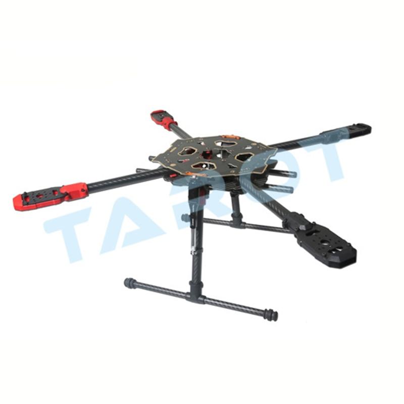 Tarot TL65S01 650 Sport Carbon Fiber Quadcopter mit Elektronische Folding Fahrwerk für RC FPV Fotografie-in Teile & Zubehör aus Spielzeug und Hobbys bei  Gruppe 2
