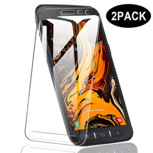2Pcs/Lot Tempered Glass For Samsung Xcover4s Xcover4 9H 2.5D Premium Screen Prot