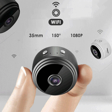 HD 1080P Wireless Infrared Night Vision Camera Intelligent Remote WiFi Monitoring Camera 3.6mm Lens  IP Camera 150° Wide Angle