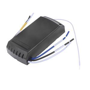 Image 5 - Evrensel Fan ışık uzaktan kumandalı anahtar hız kontrol Model parçaları yol açar + kablosuz uzaktan kumanda tavan vantilatörü lamba yeni