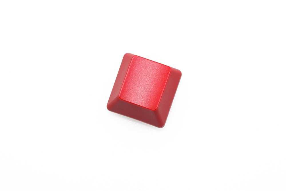 HHKB topre PBT فارغة كيكابس فارغة 1u 1x r1 r2 r3 r4 لديي لوحة مفاتيح الألعاب الميكانيكية أحمر أخضر وردي أصفر