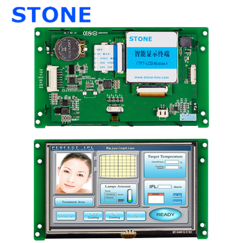 "STONE 5.0"" Smart TFT LCD With RS232/RS485/TTL Interface"