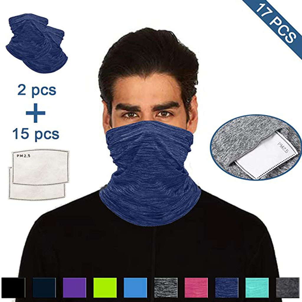 Hca03434f6b3b499b9d2238e64c273872R Multifunctional Head Scarf Maske Facemask Face Mouth Neck Cover With Safety Filter Mascarillas Washable Bandanas Reusable