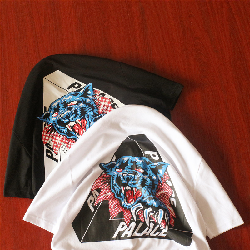 Дворцовая Футболка мужская рубашка хлопковая уличная летняя хлопковая футболка с коротким рукавом женская футболка леопардовая голова 2020|Футболки|   | АлиЭкспресс