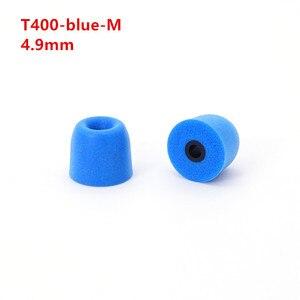 Image 5 - Best seller 3 paire/ensemble écouteurs universels en mousse à mémoire T400 embouts doreille pour écouteurs intra auriculaires doux et facile à remplacer