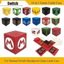 Новый Ударопрочный чехол для игровых карт est for nintendo switch
