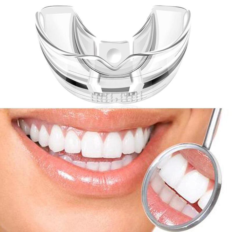 3 Stages Dental Orthodontic Teeth Corrector Braces Tooth Retainer Straighten Tools Teeth Capped Adult Child hygiene corrector