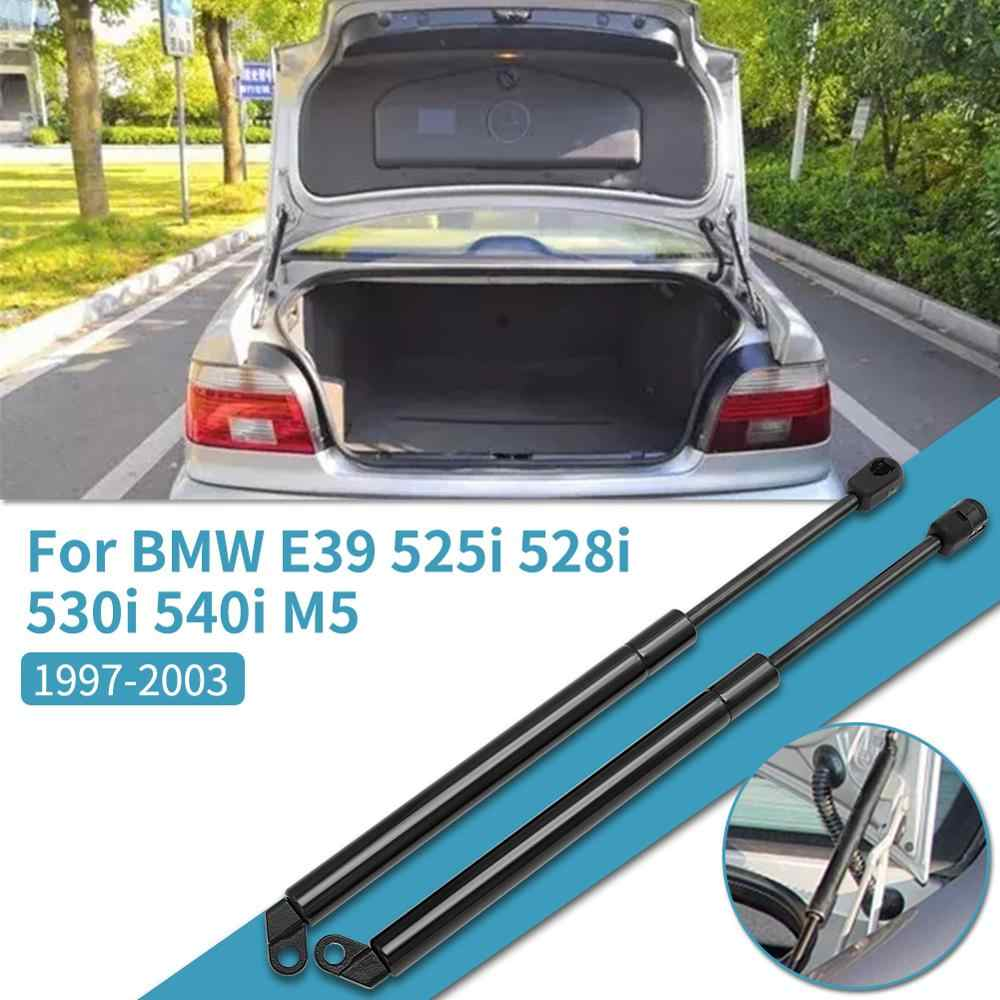 2x Tailgate Trunk Lift Supports Struts for BMW E39 M5 525i 528i 530i 540i Sedan